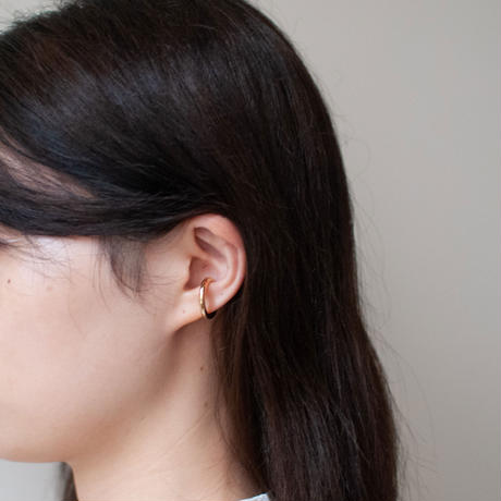earcuff-ring/ Silver925 - simple 3mm / 18G