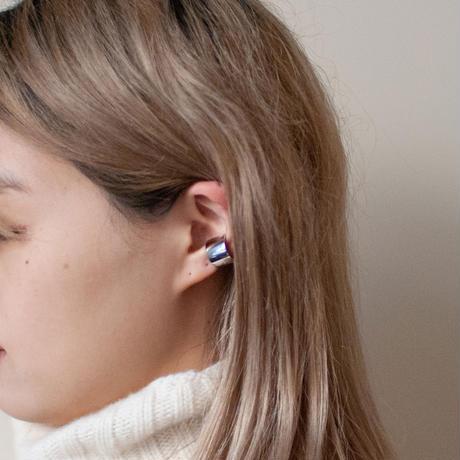 ear cuff/ SV925 - simple 13mm / R