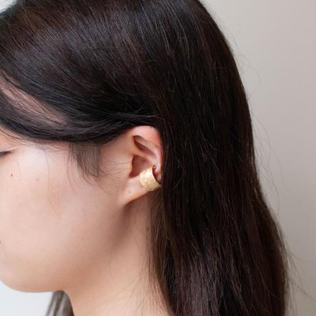 ear cuff/ Silver925 - diamond dust 13mm / 18G