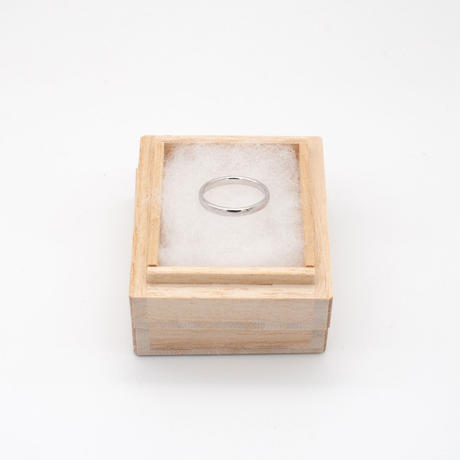 ring / SV925 simple thing -KM/R