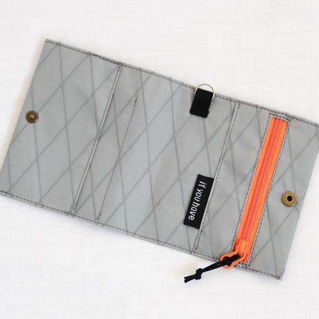 Wallet 2 Grey (VX07)