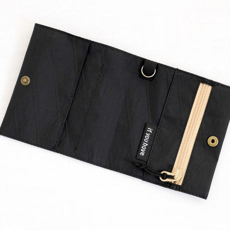 Wallet 2 Black (VX07)