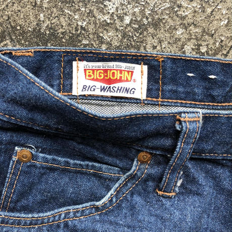 BIG JOHN DENIM