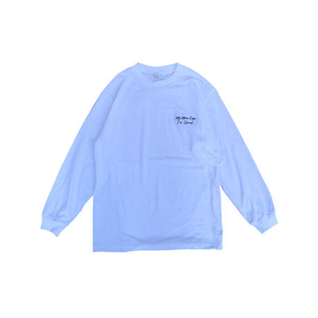 """""""My Mom Says I'm Special"""" long sleeve t"""