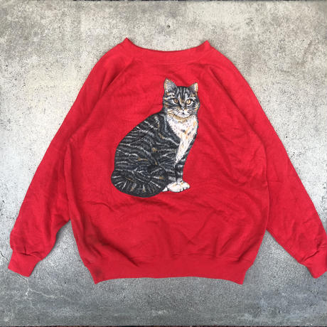 used CAT SWEAT