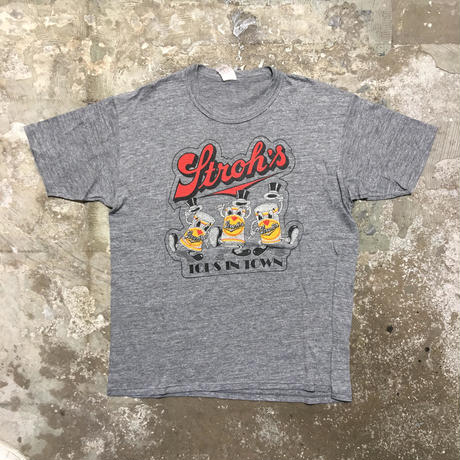 STROH'S Tシャツ