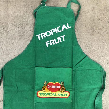 Del Monte 'TROPICAL FRUIT' apron
