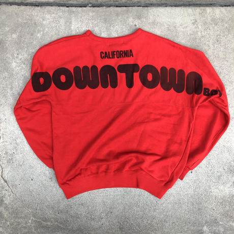 used 80s DOWN TOWN BOY sweat