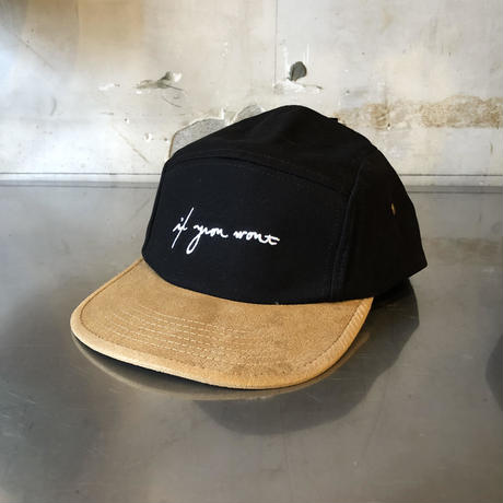 if you want camp cap