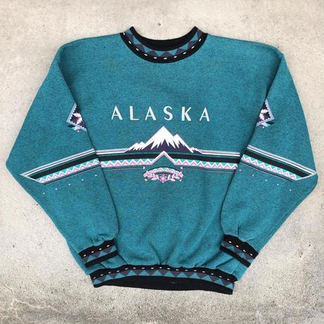 USA製 ALASKA SWEAT