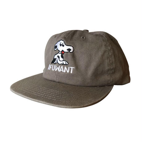 if you want dog cap