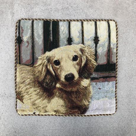 DOG CUSHION COVER