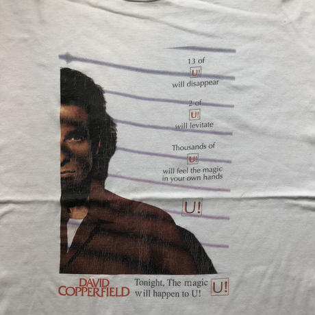 used DAVID COPPERFIELD T