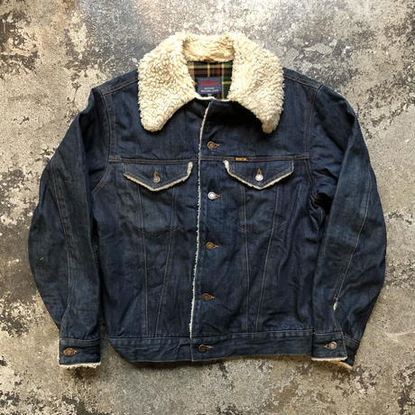 BISON BOA DENIM JKT