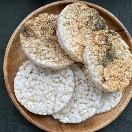 石川県産の米菓と豆菓子6点セット