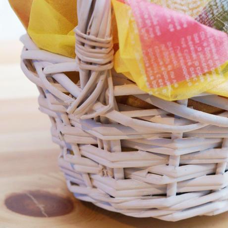 【生花】Spring 寄鉢バスケット