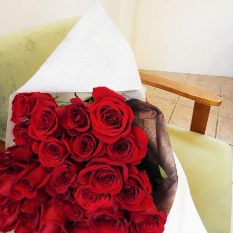 ウエディングナビ PLAN/プロポーズに!深紅のローズブーケ/50本 *花言葉は「永久不変」