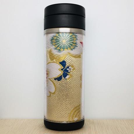 "Kimono Tumbler ""華 hana"" (hm-10)"
