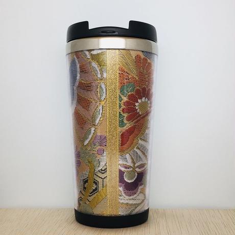 """Kimono Tumbler """"特 toku"""" (t-02) 桐箱付"""
