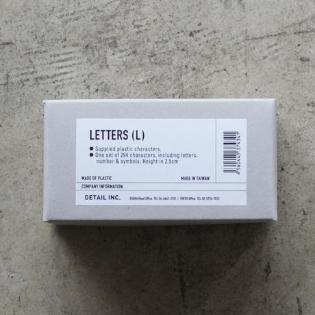 """Letters """"L"""""""