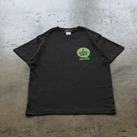 Original Tee Shirt design by LOOSEMAN -Sumi Black
