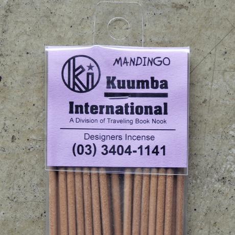 """KUUMBA """"MANDINGO"""""""