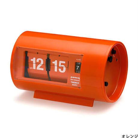 PENCO / Desk Clock / Orange