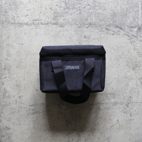 Cooler Cargo Bag /  Black / S