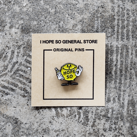 HOPE SO PINS
