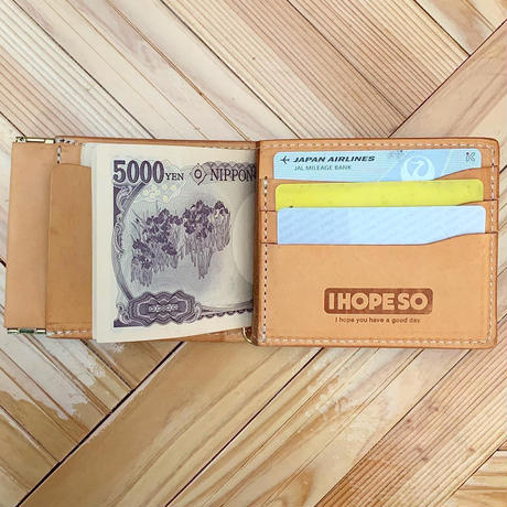 Original Money Clip Wallet - Gray
