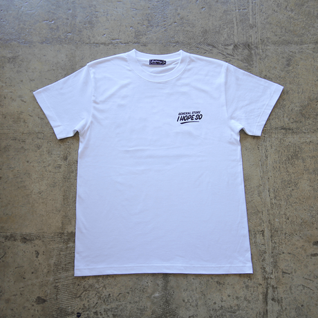 Drip Logo Tee Shirt - White/Black