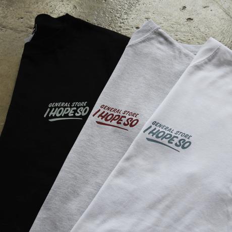 Drip Logo L/S Tee Shirt - White/Light Blue