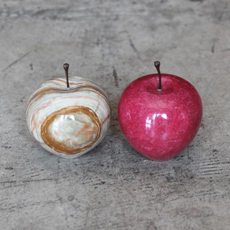 """Marble Apple """"Large"""""""