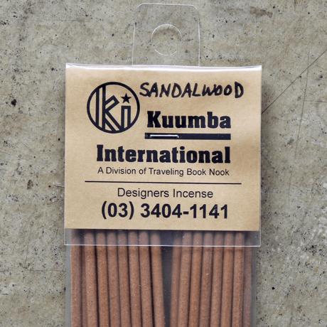 "KUUMBA ""SANDALWOOD"""