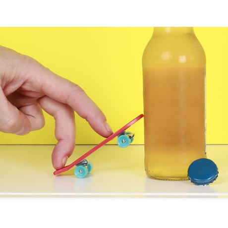 Skateboard Bottle Opener