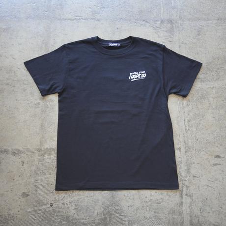 Drip Logo Tee Shirt - Black/Off White