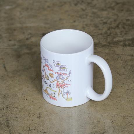 Original Mug Cup design by KENTA