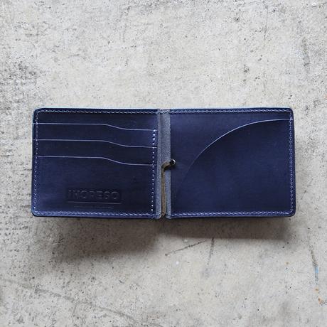 Original Money Clip Wallet - Black/Navy