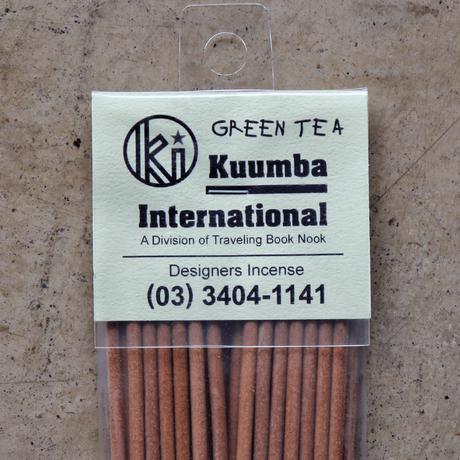 """KUUMBA """"GREEN TEA"""""""