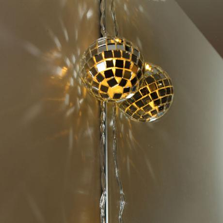 Disco String Lights / KLT13