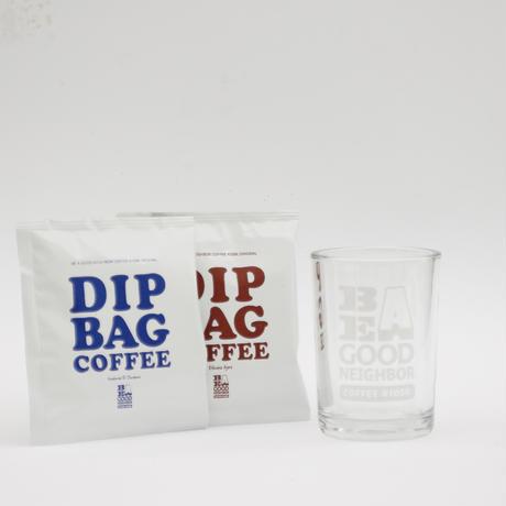ユニバーサルタンブラー/BE A GOOD NEIGHBOR COFFEE KIOSK