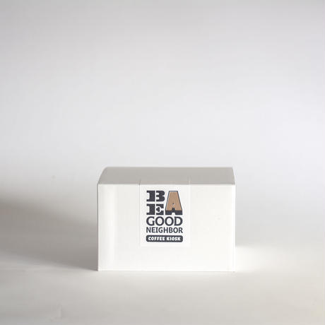 Noritake×BE A GOOD NEIGHBOR COFFEE KIOSKセット