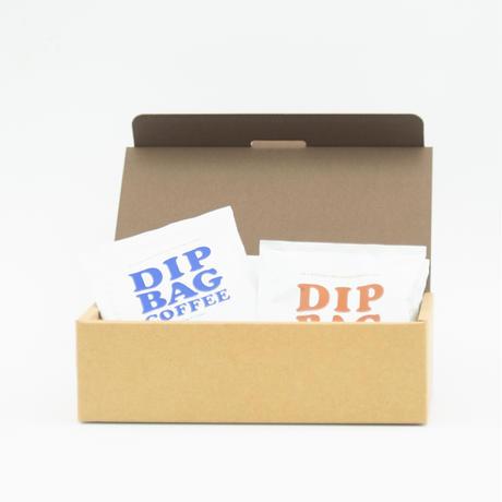 DIP BAG COFFEE BOX 10P|ディップバッグコーヒーボックスセット10個