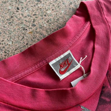 USED● 1990s Nike Jordan T-Shirts Red ナイキ ジョーダン Tシャツ Old Vintage オールド