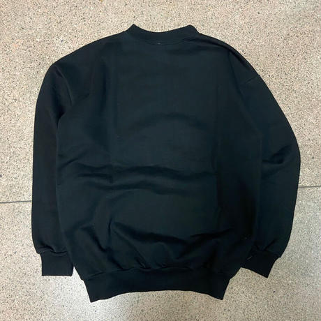 USED● Deadstock 1990s Art Joan Miro ジョアンミロ Size XL Black Ls Sweat トレーナー アート スペイン