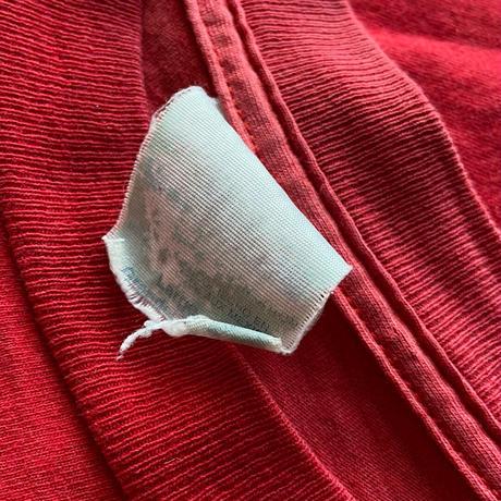 USED● FAT WRECK CHORDS RECORDS ファットレコード メキシコ製 Tシャツ 赤 バンド 2000s ビンテージ オールド