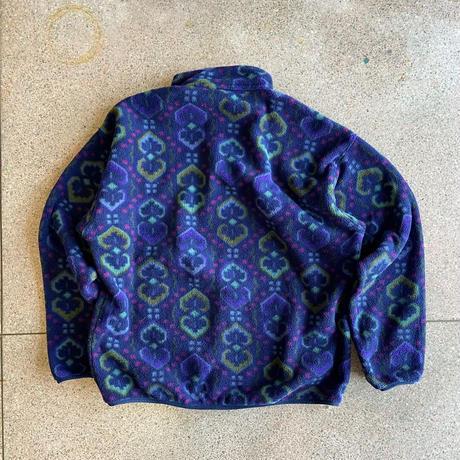 USED● 2004年製 Patagonia Synchilla Snap T (L) Fleece Tops パタゴニア シンチラスナップ フリース