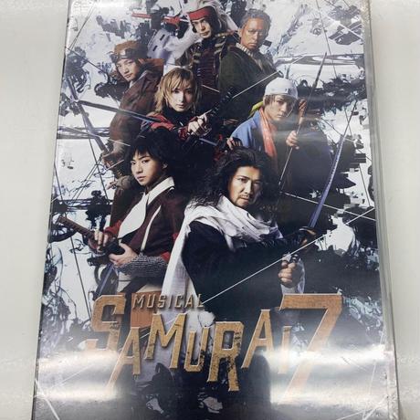 【未開封】MUSICAL「SAMURAI7」DVD