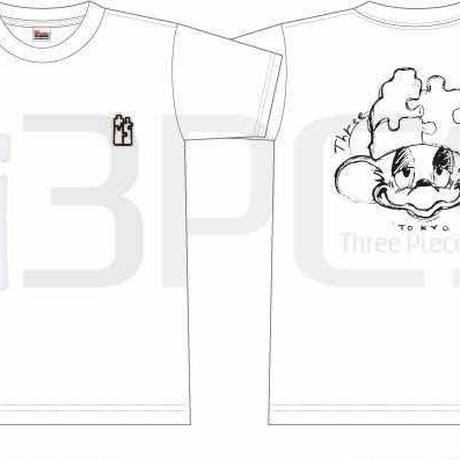 3PCS×GRAM   T-shirt