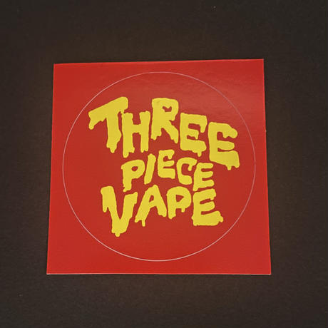 THREE PIECE VAPE ステッカー全10色SET